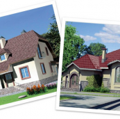 Фотографии дома на продажу