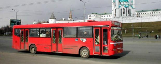 На 3 дня в Казани меняется