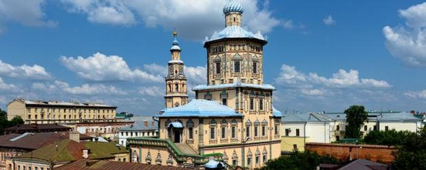 Петропавловский собор в Казани собрались реставрировать