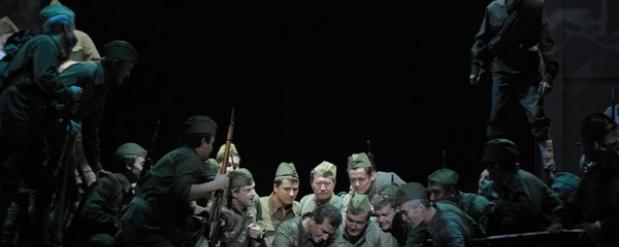 Коммунисты РТ разглядели в опере «Джалиль» немецкую свастику и пожаловались в прокуратуру