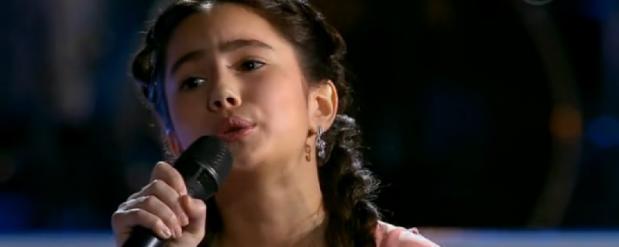 Участница из Казани Мухаметзянова прошла в финал шоу «Голос. Дети»