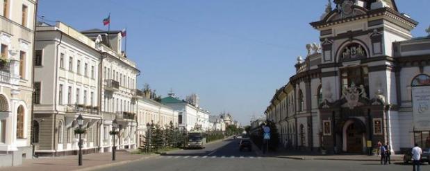 Казанские студентки завтра перекроют Кремлевскую