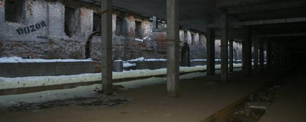 Подземную галерею под Баумана в Казани хотят выставить на торги