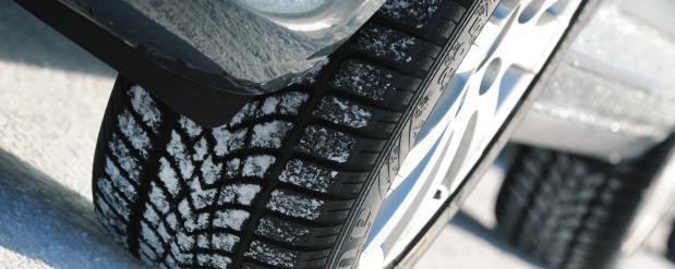"""С первого декабря казанским водителям придется переобуть свои машины в """"зимнюю обувь"""""""