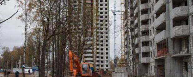 Первый дом в микрорайоне М-14 планируют сдать до Нового года