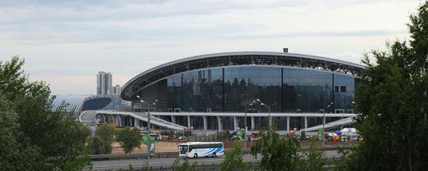 Казань хочет принять финальный матч Кубка России по футболу