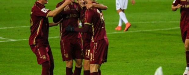 """""""Рубин"""" наконец-то одержал первую победу в сезоне"""