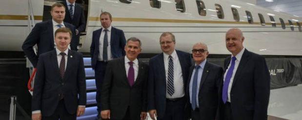 Канада и Татарстан будут сотрудничать в сфере авиации