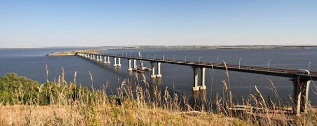 """В Татарстане хотят построить новый мост через Каму на деньги, полученные от работы """"Платона"""""""