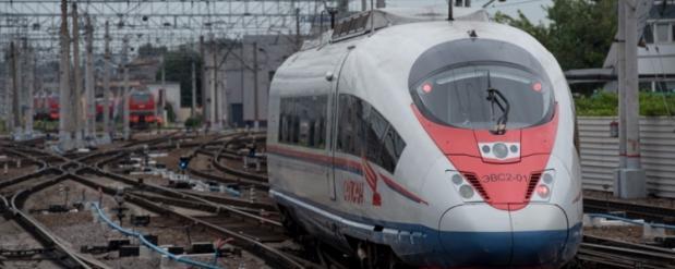 РЖД планирует осуществить запуск ВСМ Москва - Казань до 2022 года