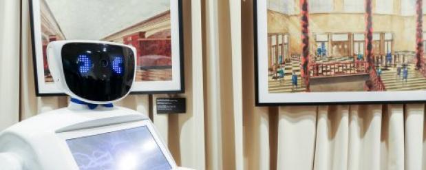 В Иннополисе создали робота, понимающего человеческие эмоции