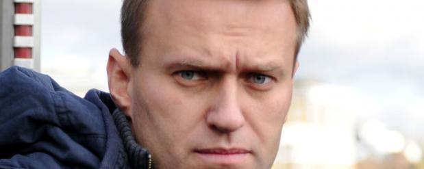 Навальный вышел из-под ареста