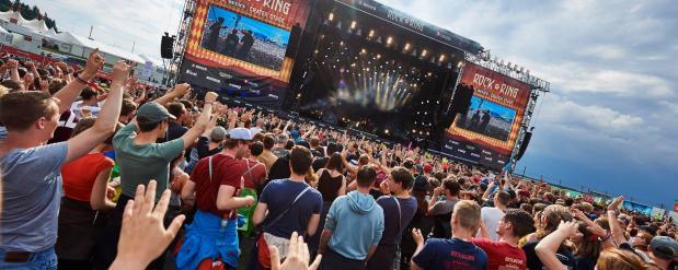 В Германии задержали двух мужчин по подозрению в подготовке теракта на рок-фестивале