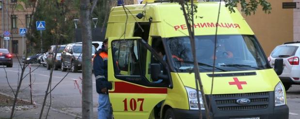 В Казани спасатели помогли женщине весом в 150 килограммов