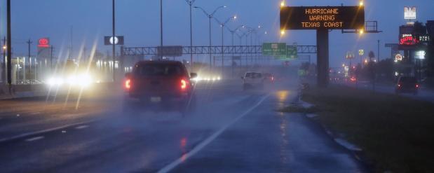 Трамп объявил режим стихийного бедствия в штате Техас