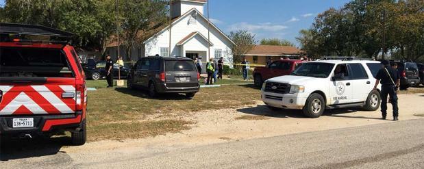 В Техасе произошла стрельба в церкви, в которой погибли 24 человека