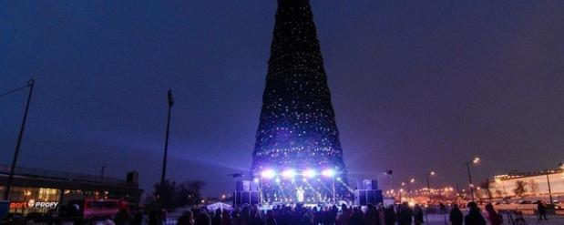 Главную новогоднюю елку Казани установят на площади Тысячелетия за 2,2 миллиона рублей