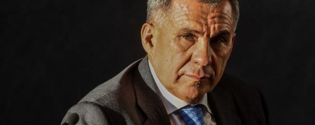 Минниханов вручил государственные награды России и Татарстана