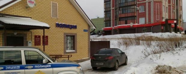 В Казани в подъезде застрелили мужчину, а его жену оставили в живых