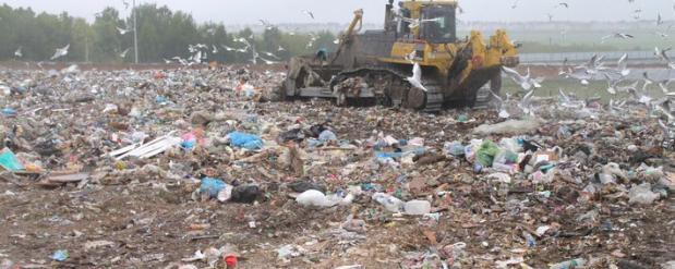 Строительство мусоросжигательного завода в Татарстане должно начаться летом
