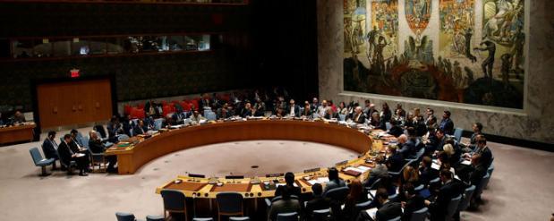 США, Франция и Британия внесли в СБ ООН проект резолюции по Сирии
