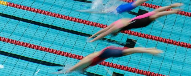 В Казани проходит Кубок Мира по плаванью