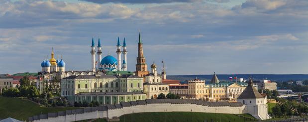 В честь юбилея, на стенах кремля Казани будет показано световой праздник