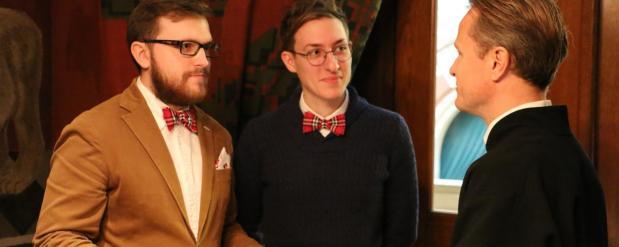 В Казани был зарегистрирован брак между трансгендерами