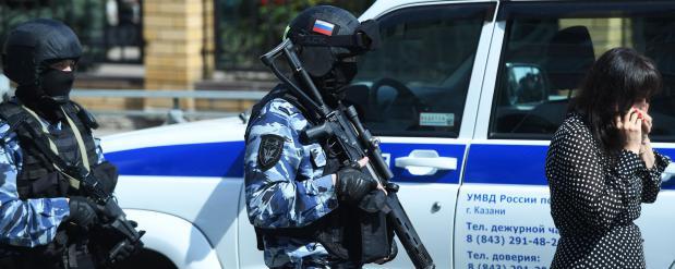 В результате теракта в Казани погибли восемь человек