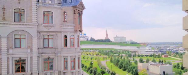 Почем сегодня элитные квартиры в Казани