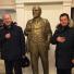 Рустам Минниханов сфотографировал Ильсура Метшина в образе Ленина