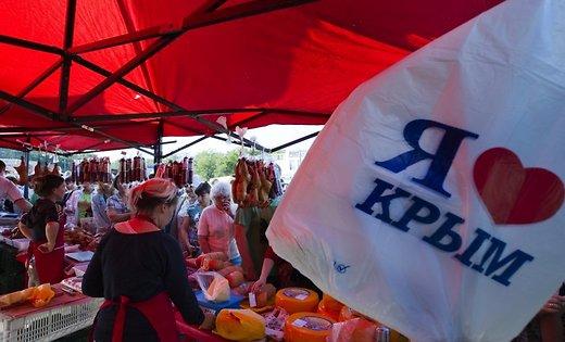 Госдеп санкции по Крыму останутся пока продолжается оккупация