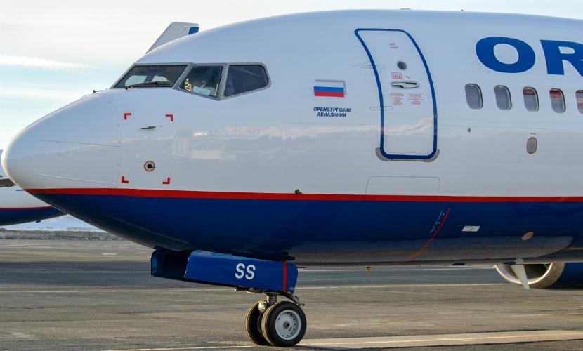 В Домодедово из-за отказа двигателя экстренно приземлился Boeing-737